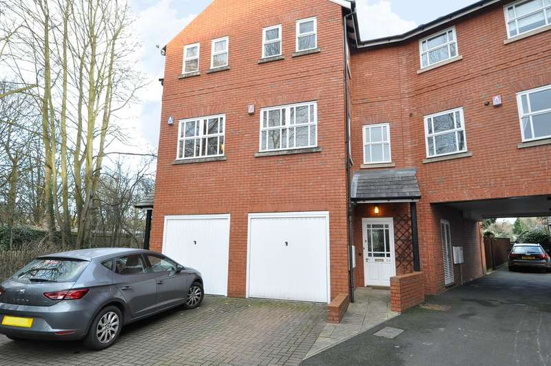 3 Bedrooms Town House for sale in Riverside Drive, Selly Park, Birmingham, B29