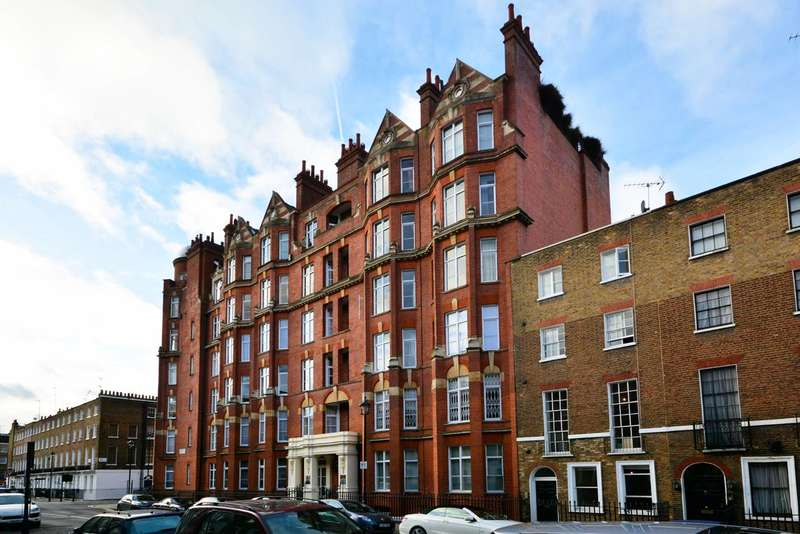 2 Bedrooms Flat for sale in Upper Montagu Street, Marylebone, W1H