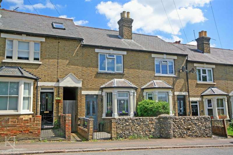 2 Bedrooms Terraced House for sale in Watton Road, Ware