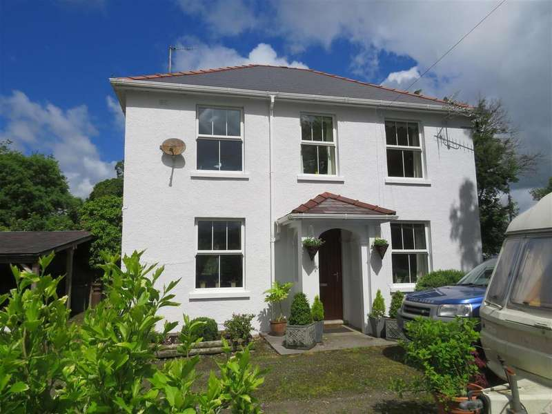 3 Bedrooms Detached House for sale in Sylen Road, Pontyberem, Llanelli