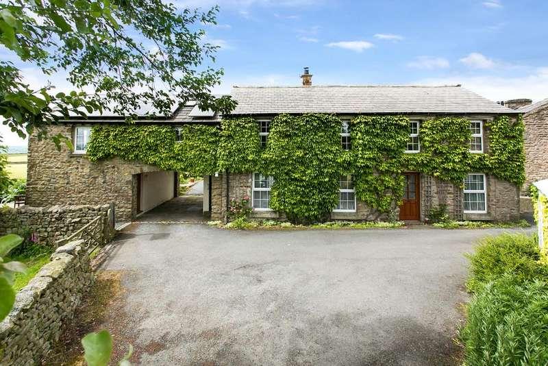5 Bedrooms Barn Conversion Character Property for sale in Illiwell Lane Barn, Masongill, Ingleton, Carnforth LA6 3NN