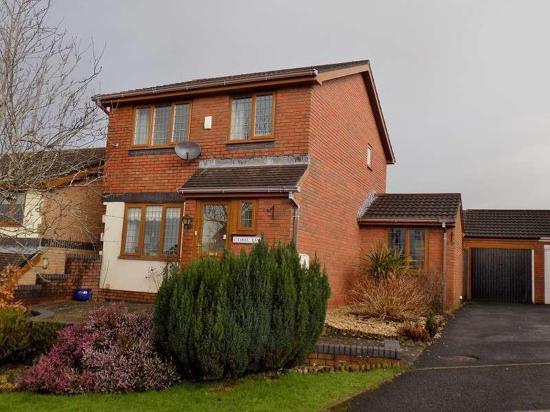 3 Bedrooms Detached House for sale in Tawel Fan, Golwg Y Mynydd , Waunceirch, Neath, Neath Port Talbot. SA10 7RJ