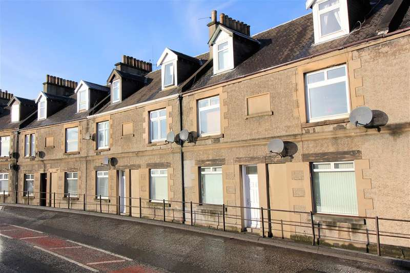 2 Bedrooms Maisonette Flat for sale in McLaren Terrace,Carron, Falkirk