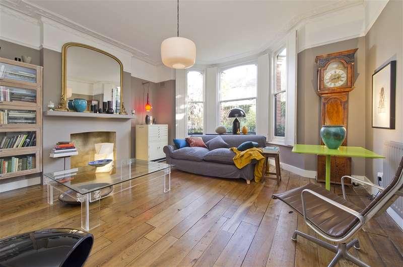 2 Bedrooms Duplex Flat for sale in Devonport Road, Shepherd's Bush