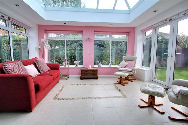 3 Bedrooms Bungalow for sale in Chewton Lodge, Main Street, Widmerpool, Nottingham