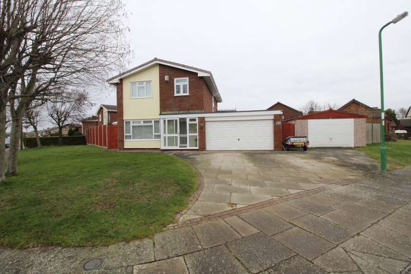 4 Bedrooms Detached House for sale in Blundell Road, Hightown, Liverpool, L38