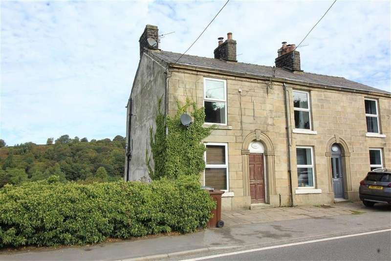 1 Bedroom Terraced House for sale in Hayfield Road, Birch Vale, High Peak, Derbyshire