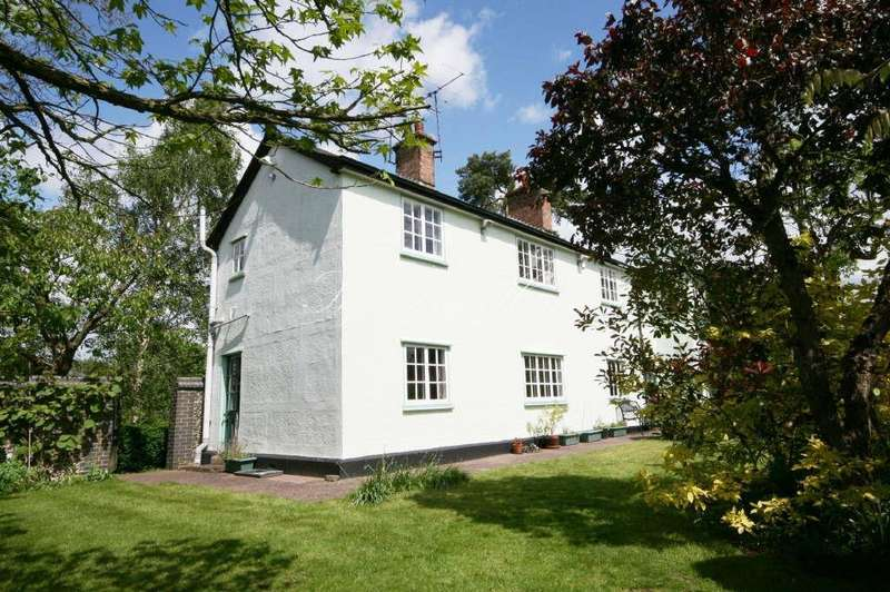 4 Bedrooms Detached House for sale in The Street, Braughing