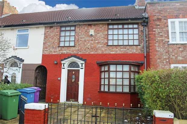 3 Bedrooms Terraced House for sale in Formosa Way, Liverpool, Merseyside