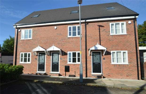 3 Bedrooms Town House for sale in East Street, Audenshaw, Manchester