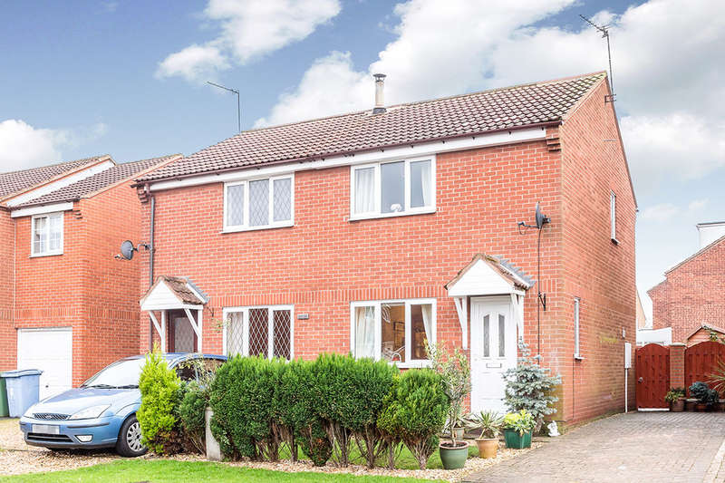 2 Bedrooms Semi Detached House for sale in The Maltkins, North Leverton, Retford, DN22