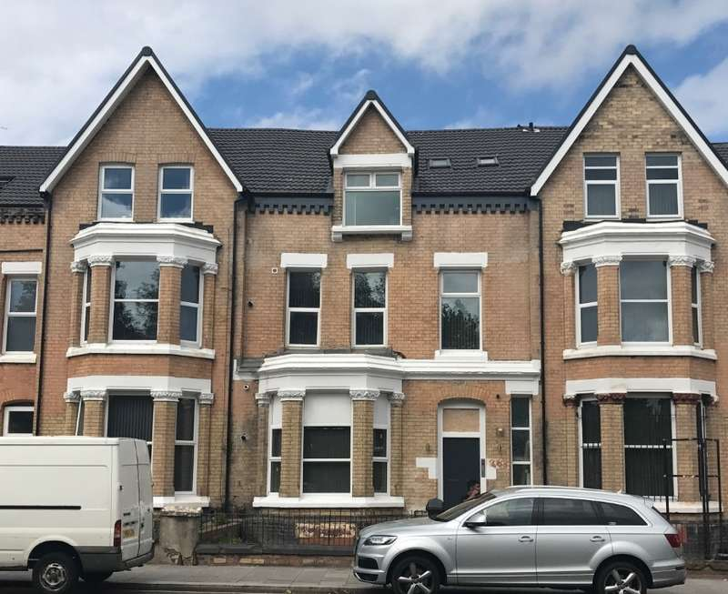 8 Bedrooms Terraced House for sale in Edge Lane, Fairfield, Liverpool, Merseyside, L7 9LB