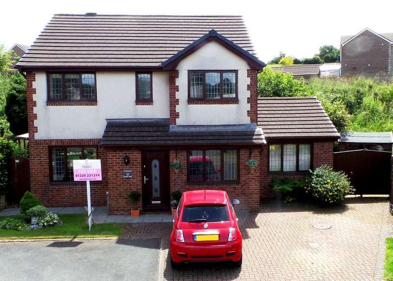 5 Bedrooms Detached House for sale in Romney Road, Dalton-in-Furness