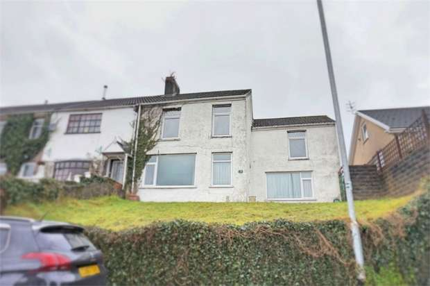 3 Bedrooms Semi Detached House for sale in Longford Road, Neath Abbey, West Glamorgan