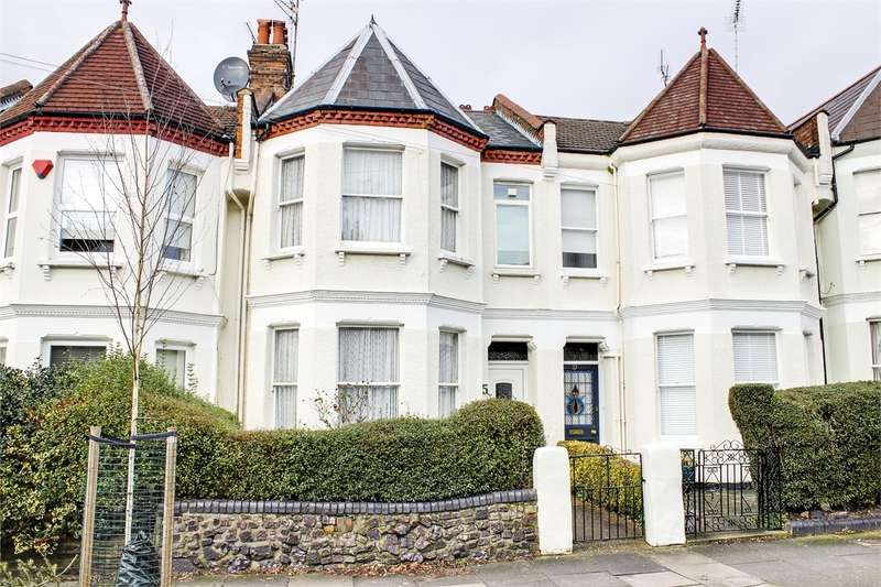 4 Bedrooms Terraced House for sale in Sydney Road, Muswell Hill, London