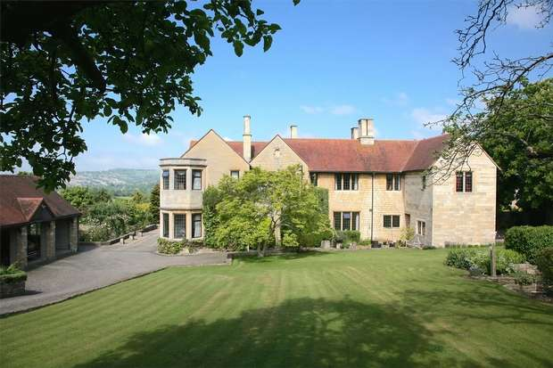 7 Bedrooms Detached House for sale in Monkton Wyld, Court Lane, Bathford, Bath