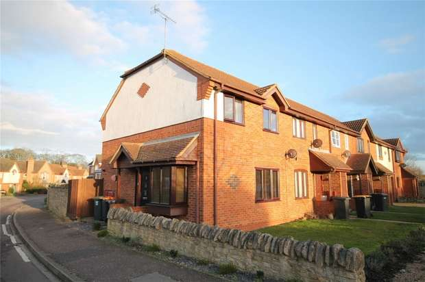3 Bedrooms End Of Terrace House for sale in Deep Spinney, Biddenham, Bedford