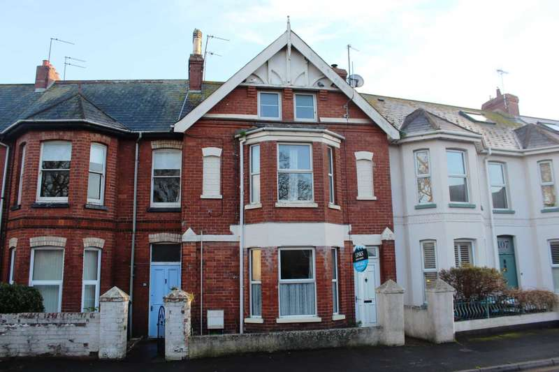 5 Bedrooms Maisonette Flat for sale in Victoria Road, Exmouth