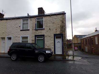 3 Bedrooms End Of Terrace House for sale in Thompson Street, Padiham, Lancashire, BB12