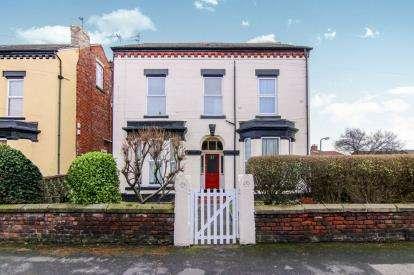 1 Bedroom Flat for sale in Rossett Road, Crosby, Liverpool, Merseyside, L23
