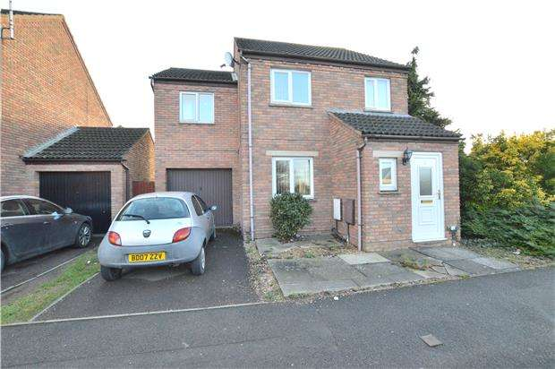 4 Bedrooms Detached House for sale in Justicia Way, UP HATHERLEY, GL51 3YH