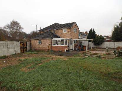 4 Bedrooms Semi Detached House for sale in Bromford Road, Hodge Hill, Birmingham, West Midlands