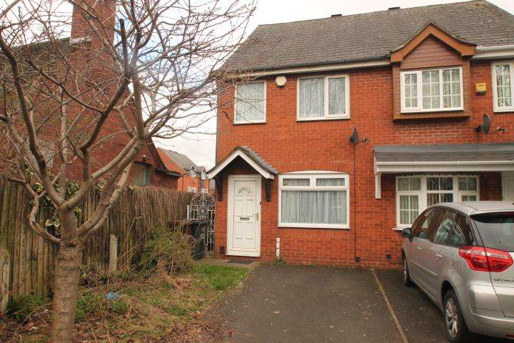 2 Bedrooms Semi Detached House for sale in Bow Street, Bilston, WV14