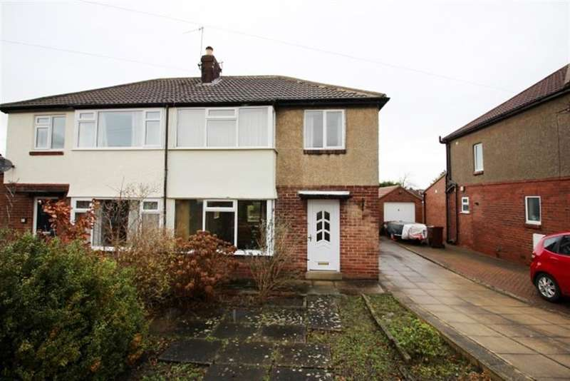 3 Bedrooms Semi Detached House for sale in Carr Hill Road , Calverley , LS28