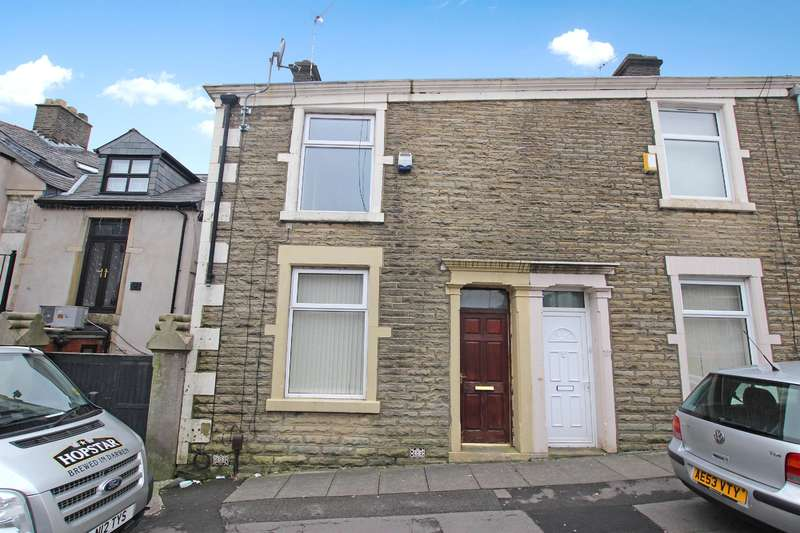 2 Bedrooms Terraced House for sale in Highfield Road Darwen BB3 2DN