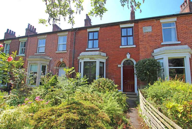 4 Bedrooms Terraced House for sale in Brownlow Terrace Pleasington BB2 5JQ