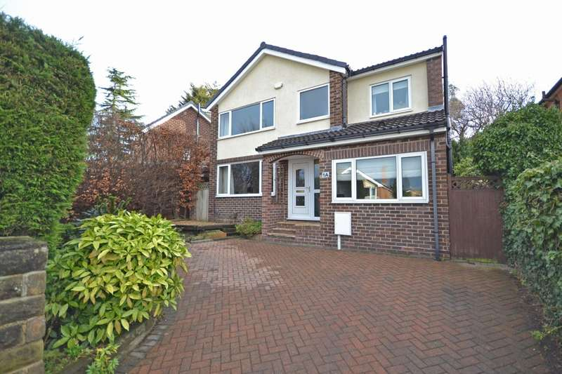 4 Bedrooms Detached House for sale in Lyndale Drive, Wrenthorpe, Wakefield
