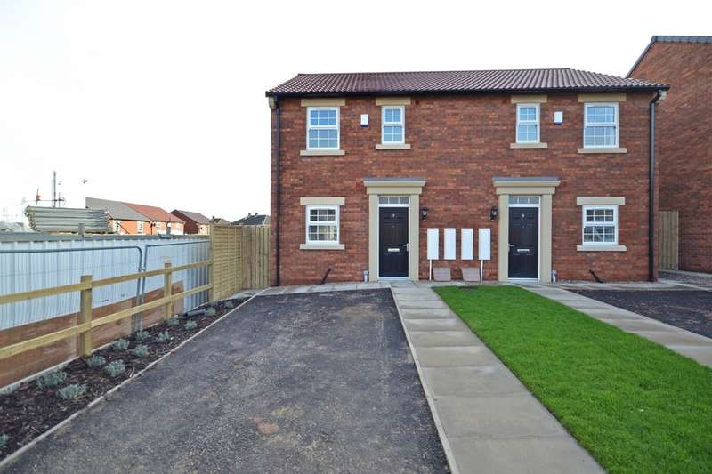 3 Bedrooms Semi Detached House for sale in Leafield Drive, Lindale Lane, Wrenthorpe