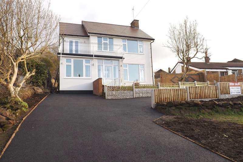 4 Bedrooms Detached House for sale in Heydon Road, Finstall, Bromsgrove