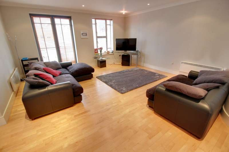 2 Bedrooms Flat for sale in St. James Place, 34 George Road, Edgbaston