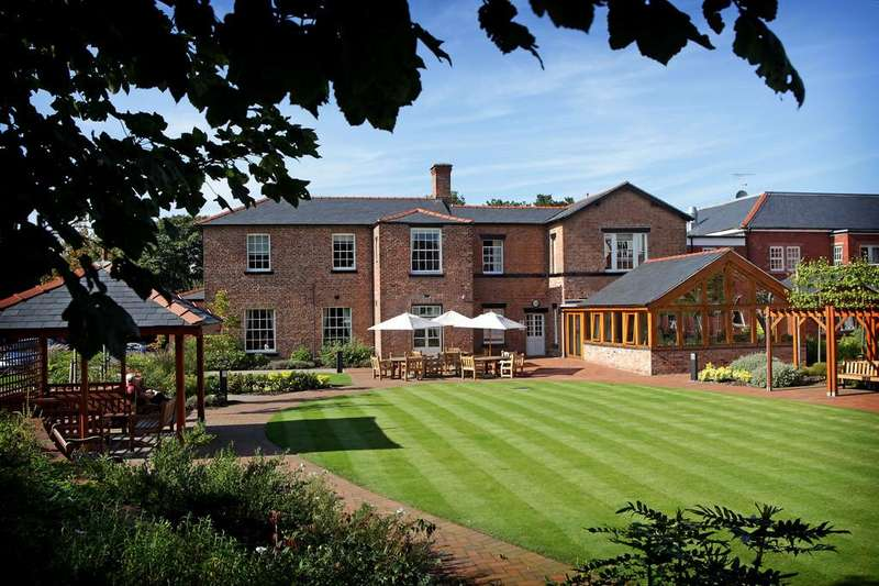 1 Bedroom Apartment Flat for sale in Boughton Hall, Filkins Lane, Chester,