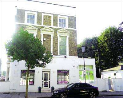 3 Bedrooms Block Of Apartments Flat for sale in Fairfax Place Kensington Olympia London