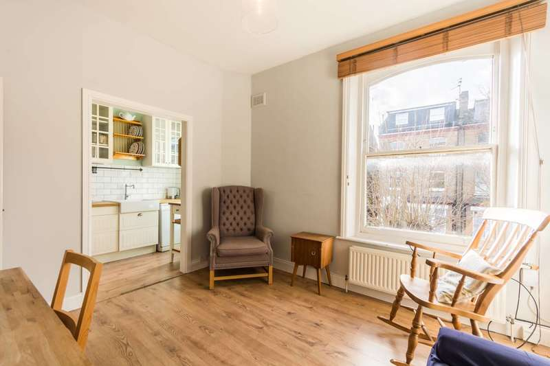 1 Bedroom Flat for sale in Alexandra Grove, Finsbury Park, N4