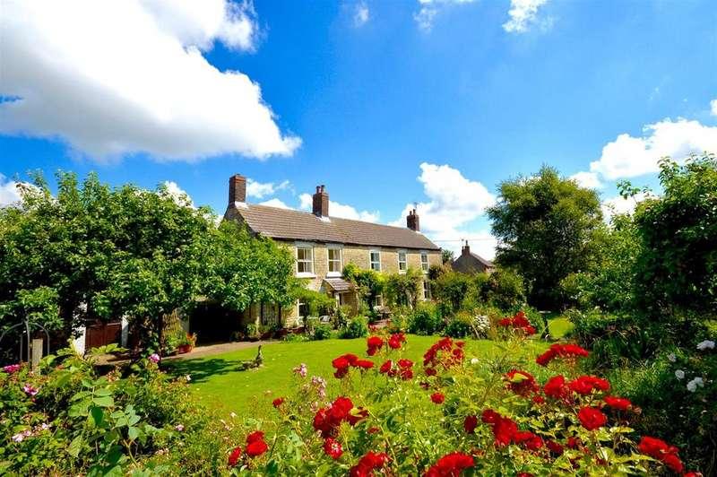 4 Bedrooms Detached House for sale in Bishop Norton Road, Glentham, Market Rasen