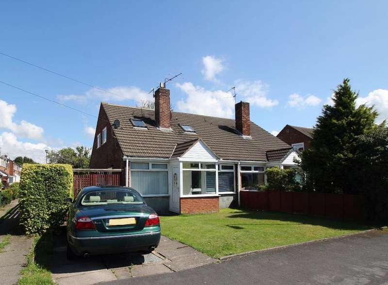 3 Bedrooms Semi Detached House for sale in Deyes End