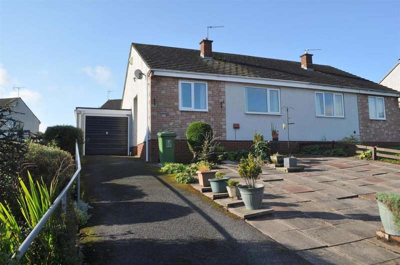2 Bedrooms Bungalow for sale in Willow Close, Penrith