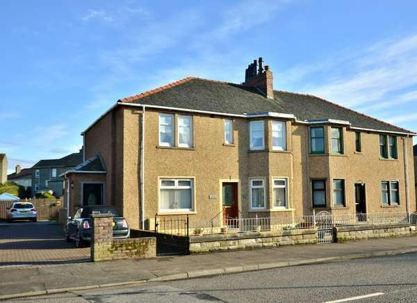 3 Bedrooms Flat for sale in 59 Sharphill Road, Saltcoats, KA21 5NW