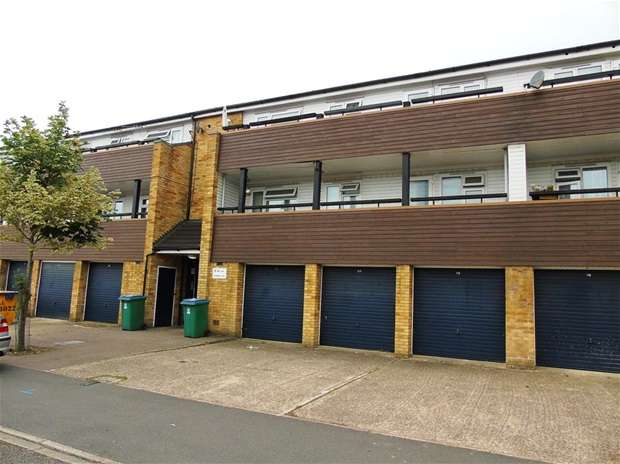 2 Bedrooms Flat for rent in Brush Rise, Watford