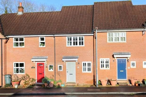 2 Bedrooms Terraced House for sale in Fishers Brook