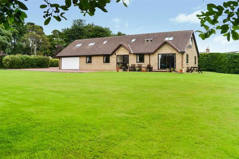 5 Bedrooms Detached House for sale in Heatherstone, Kenmore Road, Swarland, Morpeth, Northumberland