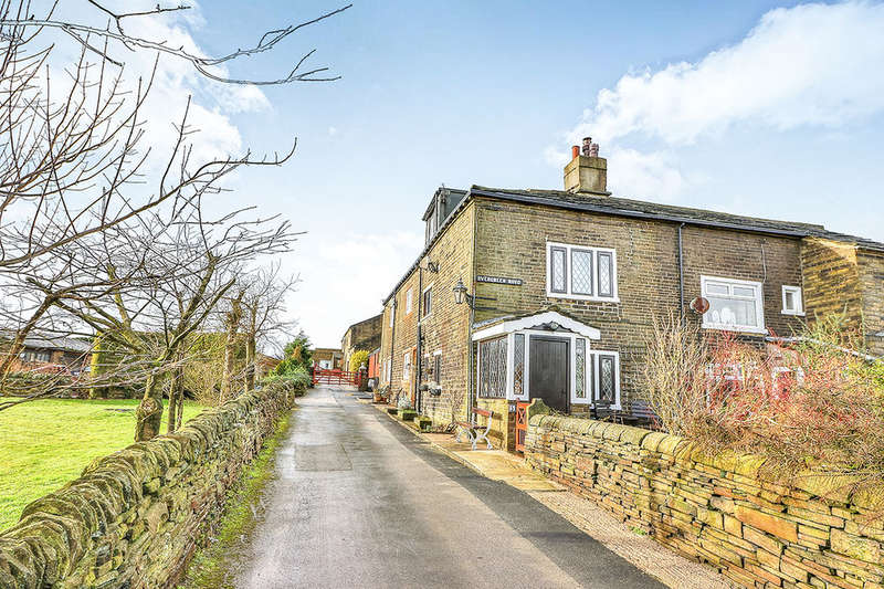 2 Bedrooms Terraced House for sale in Overgreen Royd, Halifax, HX2