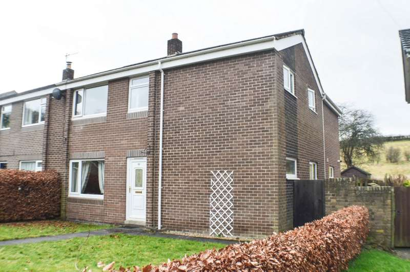 4 Bedrooms End Of Terrace House for sale in Guessburn, Stocksfield, NE43