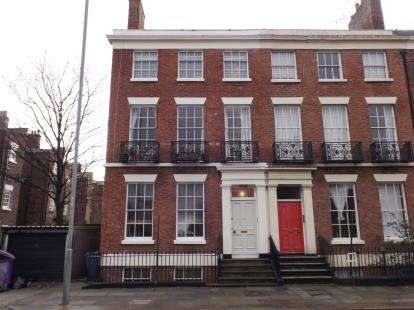 3 Bedrooms Flat for sale in Catharine Street, Liverpool, Merseyside, L8