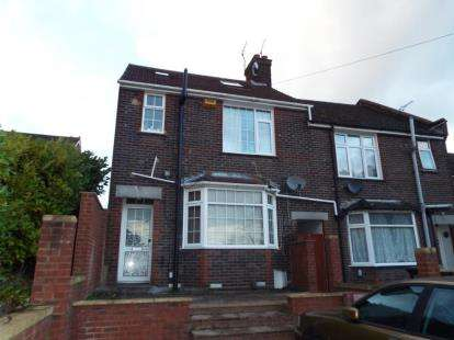 3 Bedrooms End Of Terrace House for sale in Turners Road South, Luton, Bedfordshire