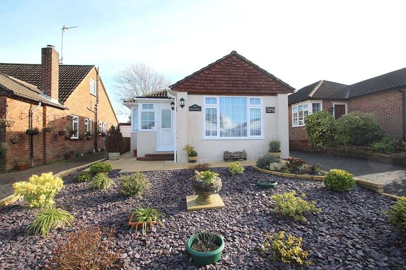 2 Bedrooms Detached Bungalow for sale in Abbeyfield Drive, Fareham