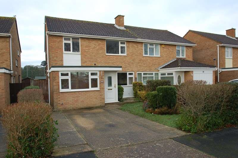 4 Bedrooms Semi Detached House for rent in Long Water Drive, Gosport
